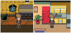 Pokemon Uprising(Random places)