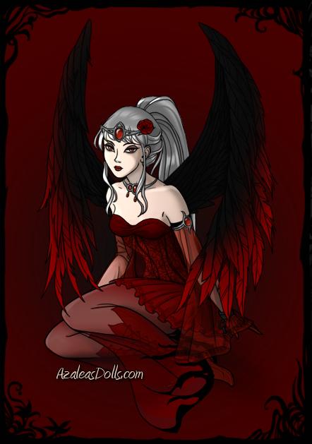 Dark Fairy Tsuki by AskTsuki