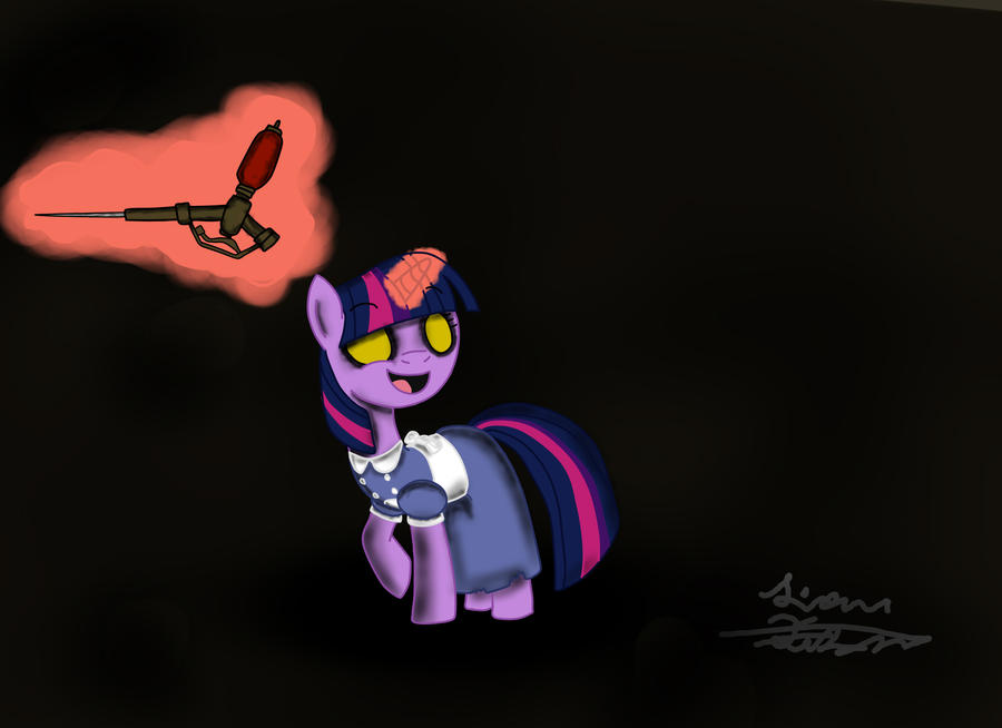 Little Sister Twilight by LBFable