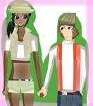 Pairing Pahkitew Jasmine y Shawn