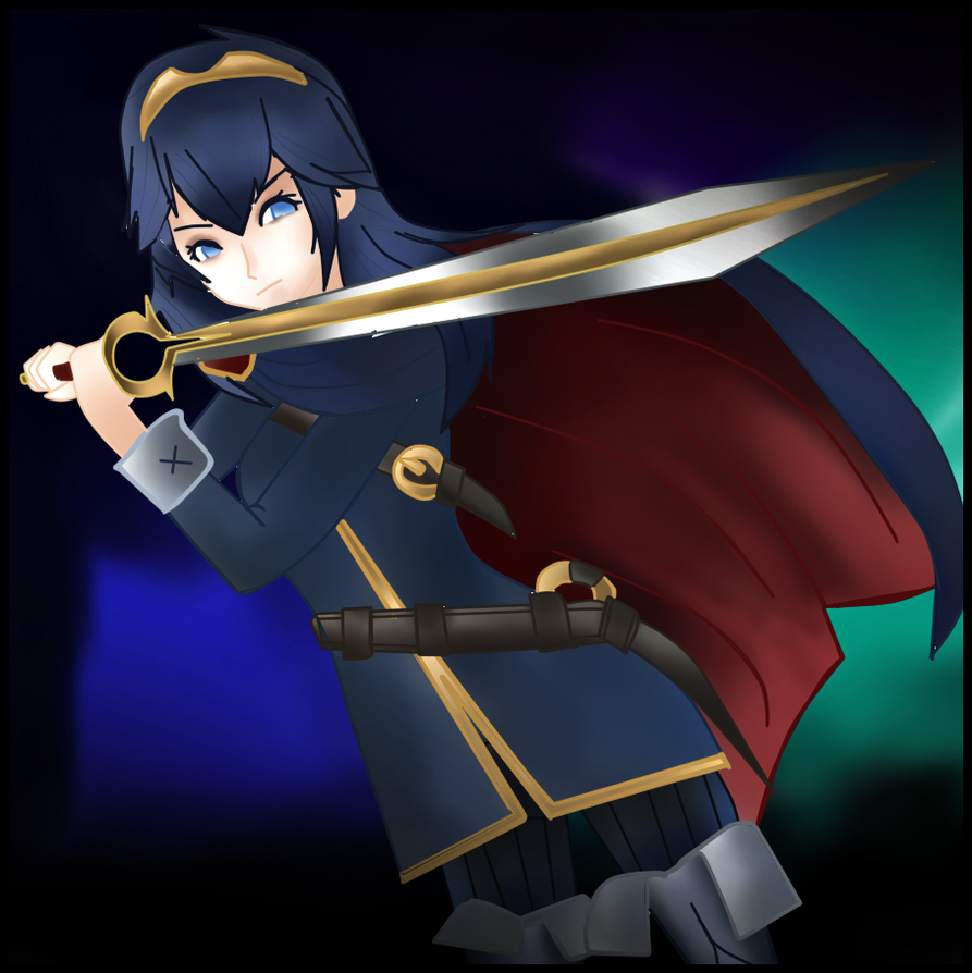 Fire Emblem: Lucina by Amanecer-Dawn