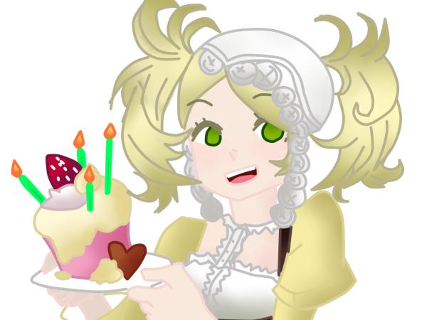 happy birthday, Lissa by Amanecer-Dawn