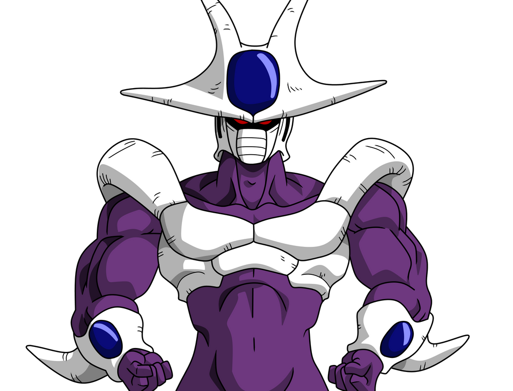 Cooler (5th Form) by PeculiarDoc on DeviantArt