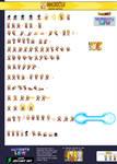 Super Saiyan Goku - Ultimate LSW Sheet
