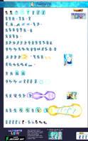 Super Saiyan Blue Vegeta - Ultimate LSW Sheet by PeculiarDoc