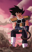 Father of Goku by PeculiarDoc