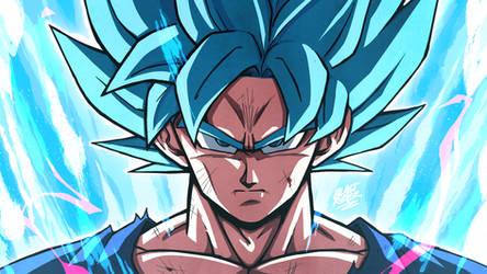 Goku Redraw 2