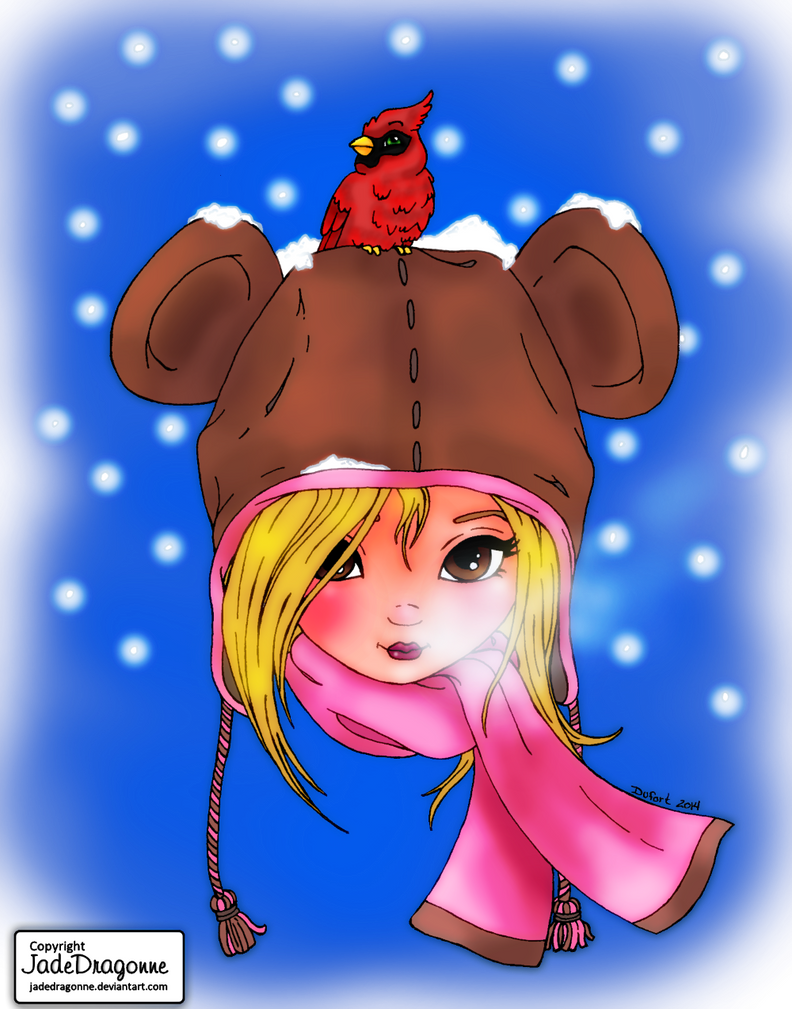 The Bear Hat by bhudicae