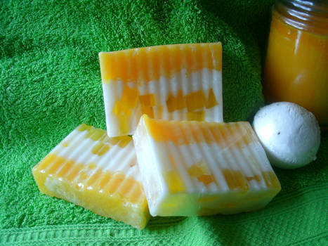 Pina Coloda soap