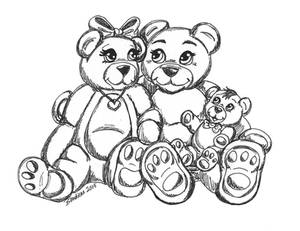 Bear Family for Cassie
