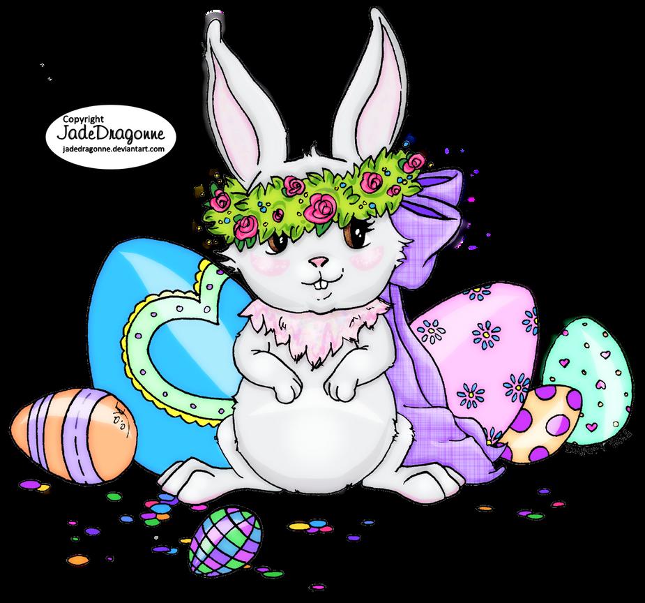 CutiePie Easter Bunny by bhudicae