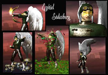 Ezekiel in CoH