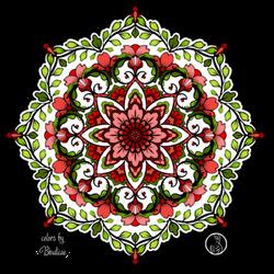 Japanese Mandala