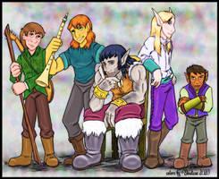 Fantasy Boy Band
