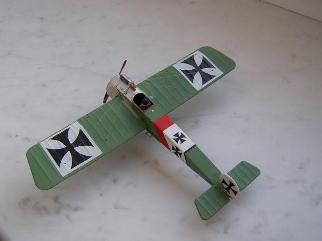 Fokker E. III by Konstruktor1982