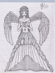 Angel by Zireh06