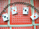 Playing Card Charms