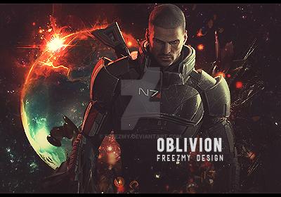 Oblivion by Freezmy