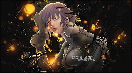 Special Agent by Freezmy