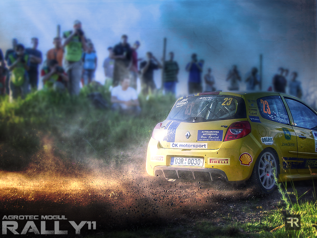 Rally W A L L P A P E R 1 by FilipR8