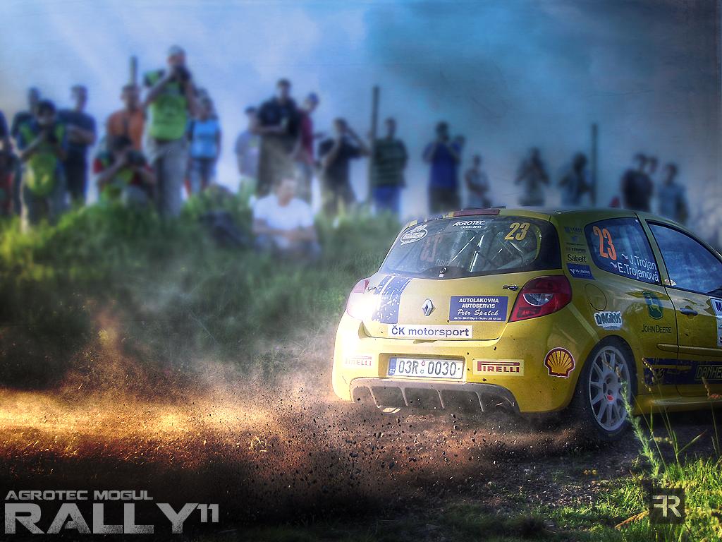 Rally W A L L P A P E R 1 by FilipR8
