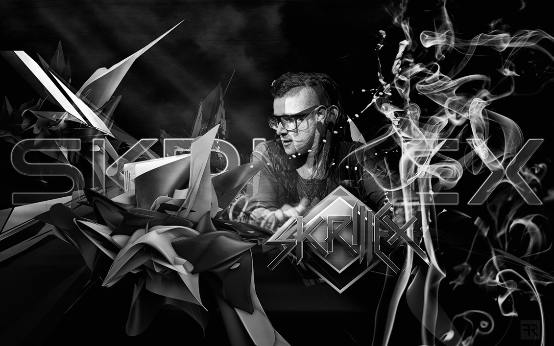 Skrillex Wallpaper 2 2012 by FilipR8 on DeviantArt
