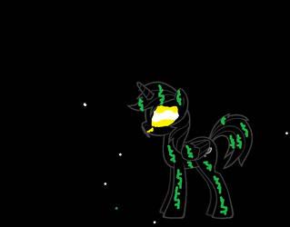 Freaknik as a pony by JeannieHobbes