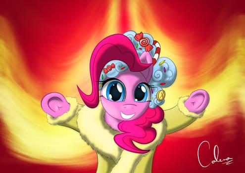 A Hearth's Warming Pinkie Pie