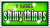 I Love Shiny Things by huoeme
