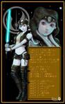 Pino'Chett Character Concept