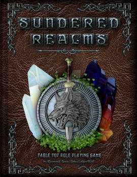Sundered Realms PDF cover