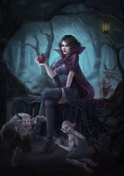Dark Snow White