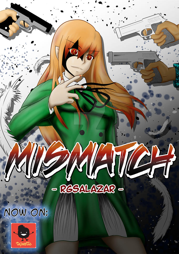 Mismatch Colored Cover by Zarashi99
