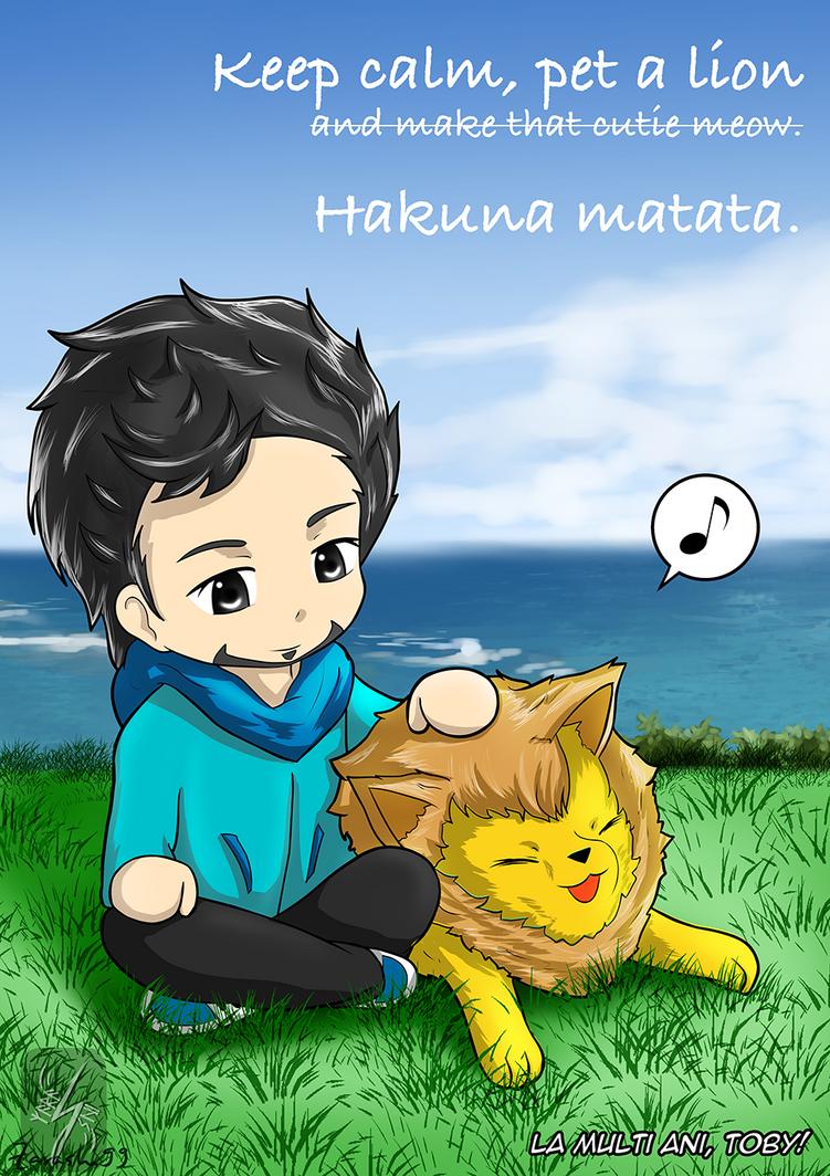 Hakuna Matata by Zarashi99