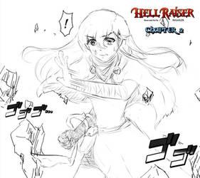 [RAW] HellRaiser Ch. 2 by Zarashi99