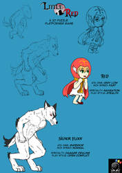 [LittleRed] Main Playable Characters