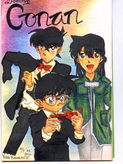 Mentantei Conan by R14n4