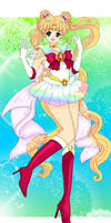 SM - Super Sailor Moon by Sailor-Serenity