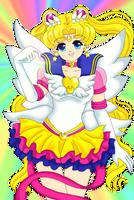 .Eternal Sailor Moon. by Sailor-Serenity