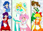 Crystallized Senshi