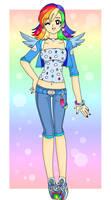 MLP - Rainbow Dash