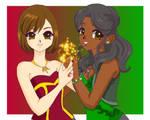 Sisters in Magic