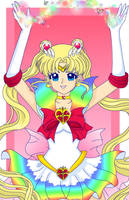 Super Sailor Moon! by Sailor-Serenity