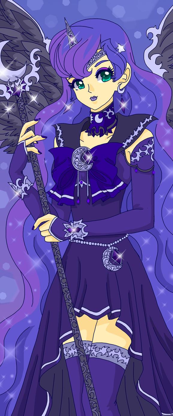 MLP - Sailor Luna by Sailor-Serenity on DeviantArt