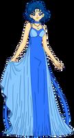 Princess of Mercury by Sailor-Serenity