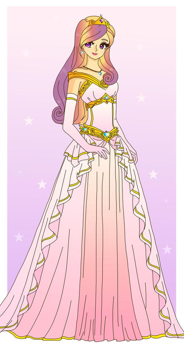 Рисуем людей принцесс