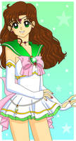 FR - Sailor Jupiter