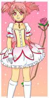 Madoka by Sailor-Serenity