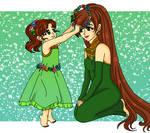 Jupiter - Queen and Princess
