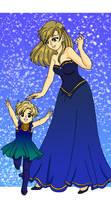 Uranus - Queen and Princess